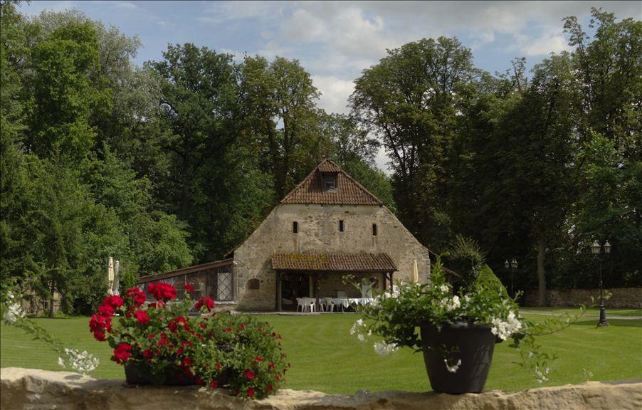 Beispiel: Remise, Foto: Schloss Geyersberg.