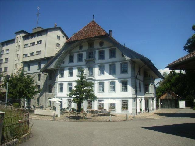 Beispiel: Außenansicht, Foto: Alter Mühle Langenthal.