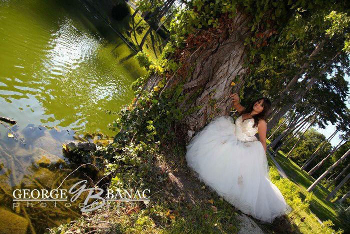 Beispiel: Portrait der Braut, Foto: Studio Banac.