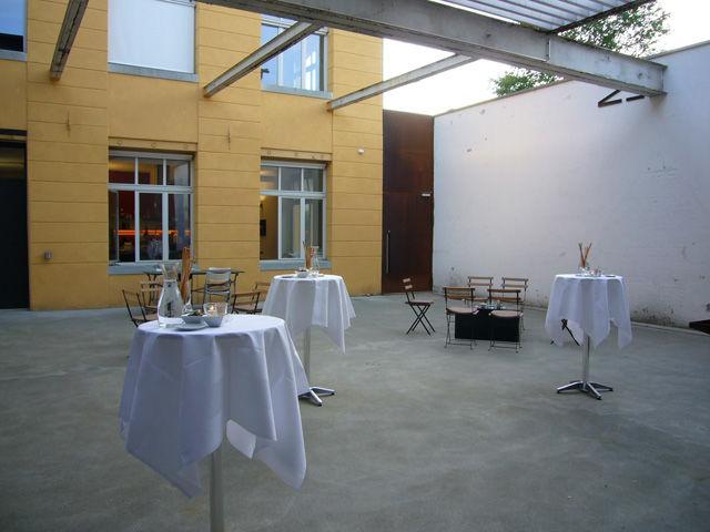 Beispiel: Höfli - Apéro, Fotos: Stanzerei Baden.
