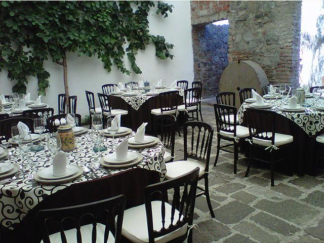 Hotel Casareyna para bodas en Puebla