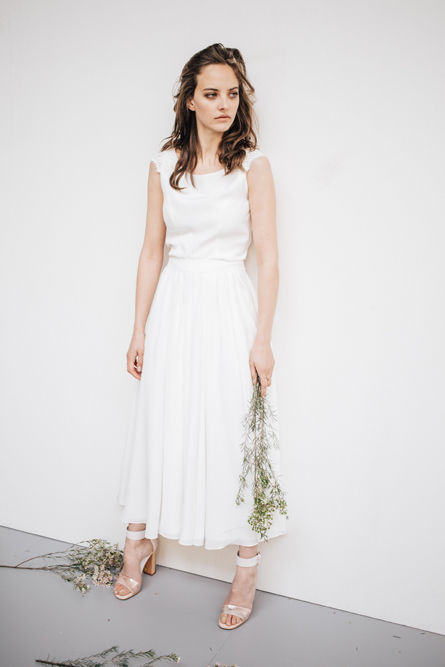 Collection 2017 Carnets de Mariage by Céline de Monicault Vidéo www.letsmakeit.com Modèle Delmodel Créations Florales Lily Paloma Photo Yann Audic - Lifestories wedding MUA Anissa Renko