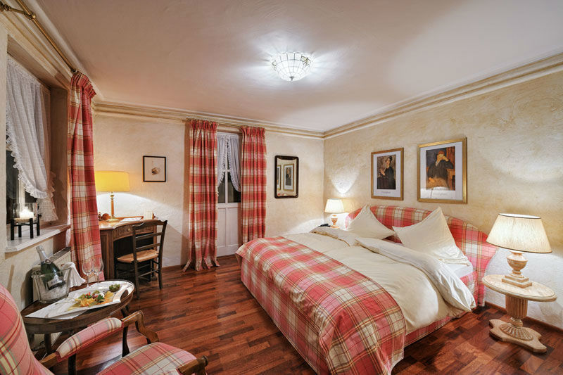 Beispiel: Zimmer im Landhausstil, Foto: Landhaus Diedert.