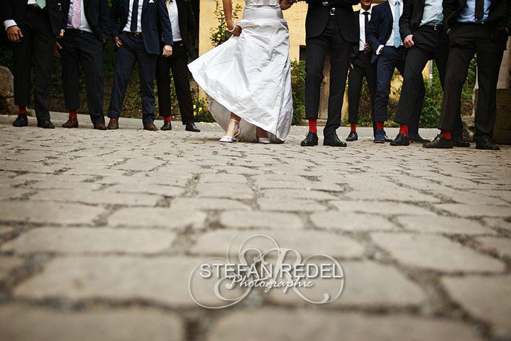 Beispiel: Kreative Hochzeitsfotografie, Foto: Stefan Redel Photographie.