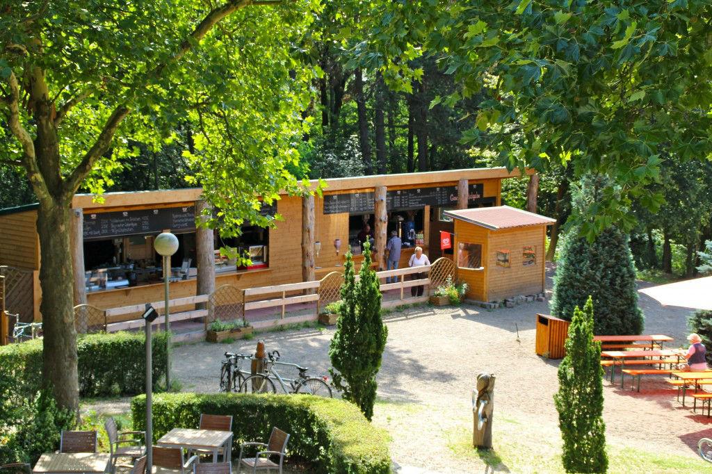 Beispiel: Garten, Foto: Grunewaldturm.