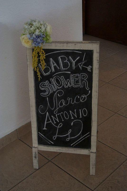 Pizarrón Bienvenida
