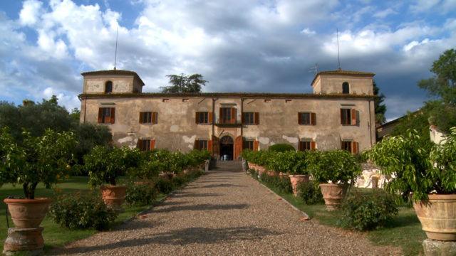 Historical Villa Medicea di Lilliano