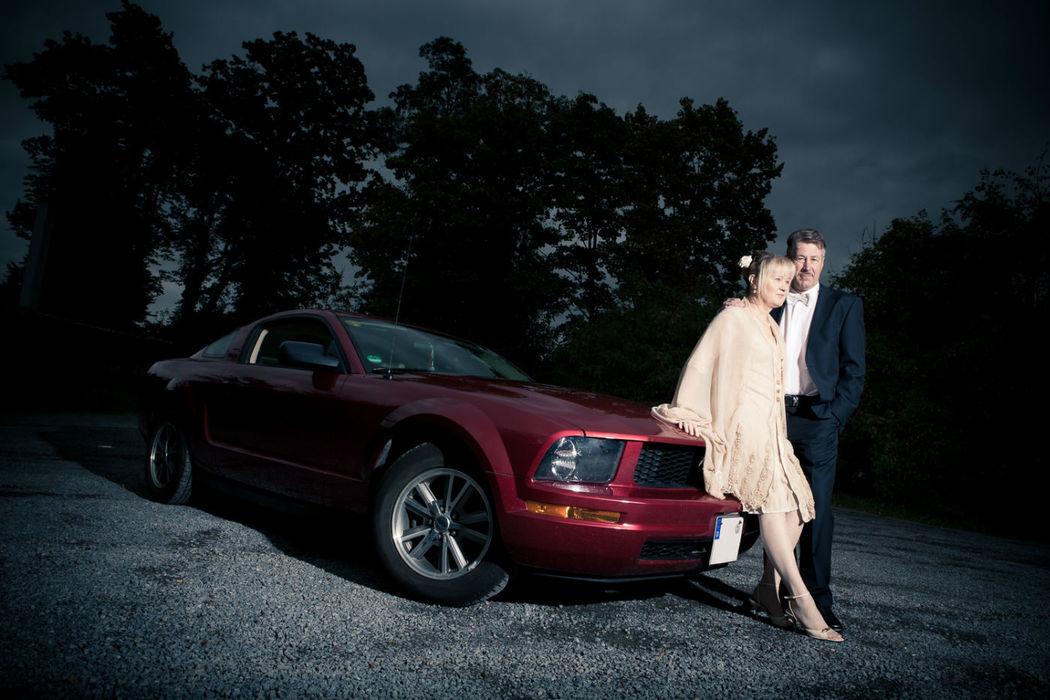 Beispiel: Kreative Hochzeitsfotos, Foto: Day of your life.