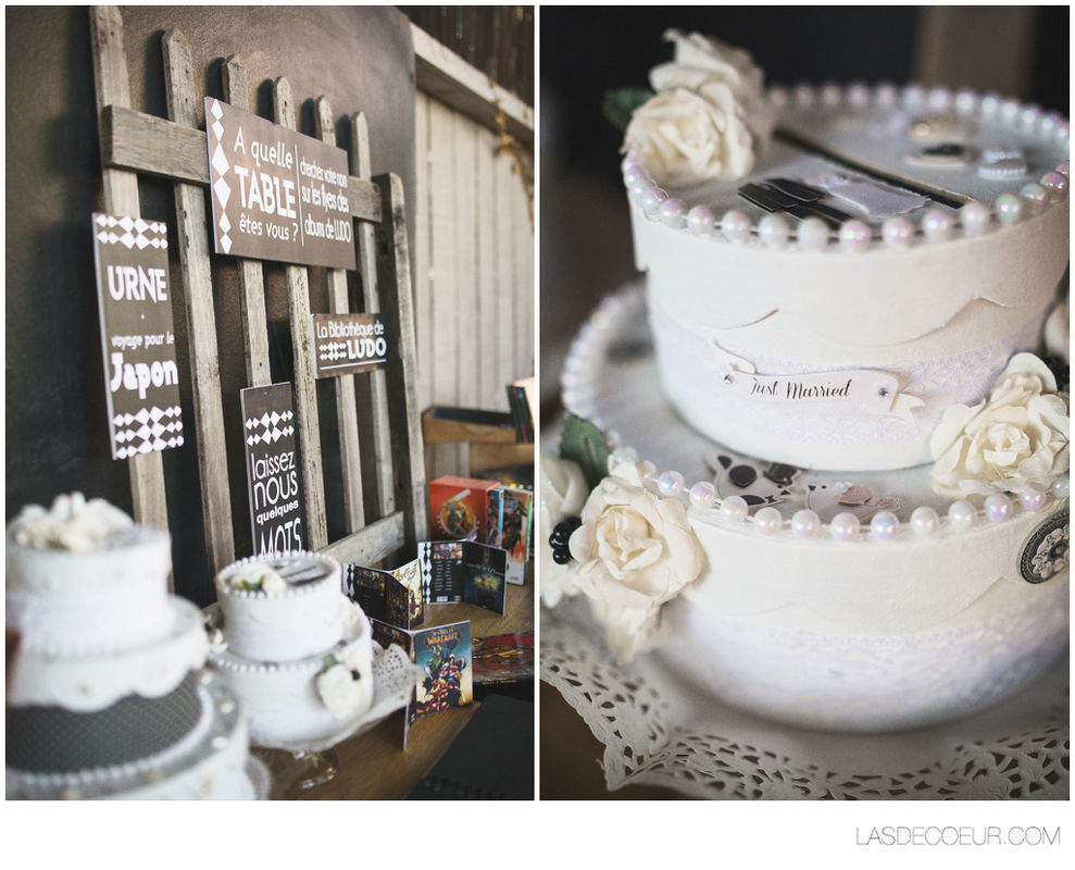 Mariage à la Croix-Rousse, Lyon - L'As de Coeur Photo + Cinéma Desserts