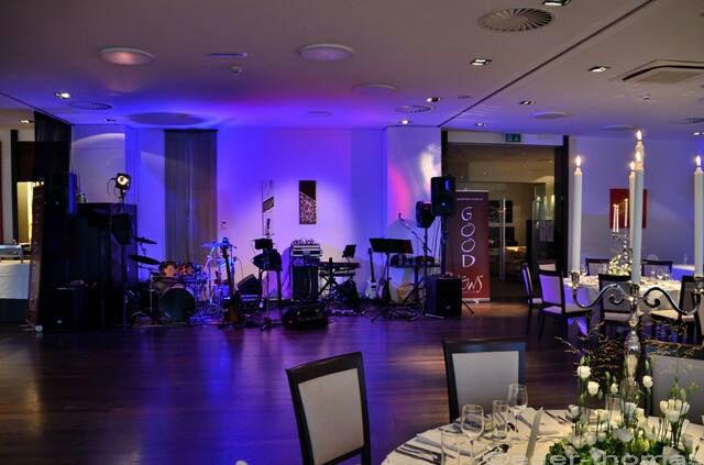 Beispiel: Musik für Ihr Hochzeitsfest, Foto: Goodnews Musik.