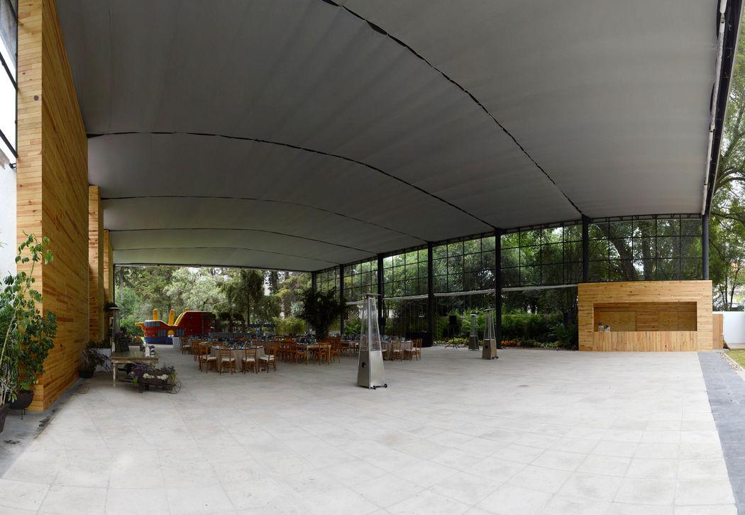 Jardín Hacienda el Pedregal - Estado de México