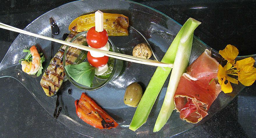 Beispiel: Fingerfood, Foto: Stiftl Catering und Events.