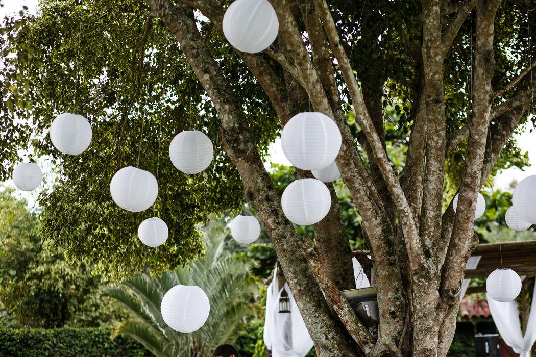 Bolas japonesas em harmonia com a natureza www.samanthamaia.com.br