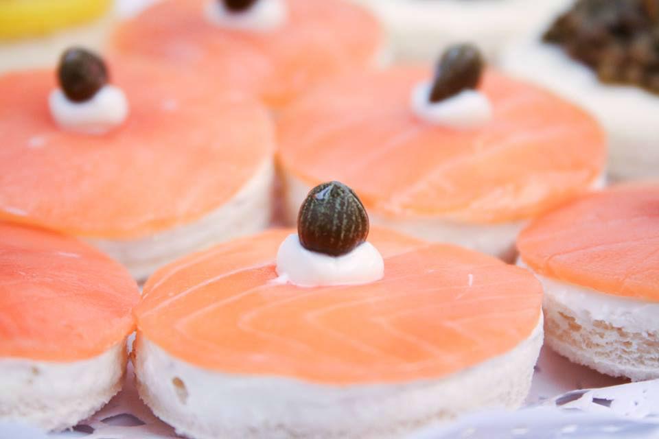 Bocadillos dulces y salados - Foto Apetit