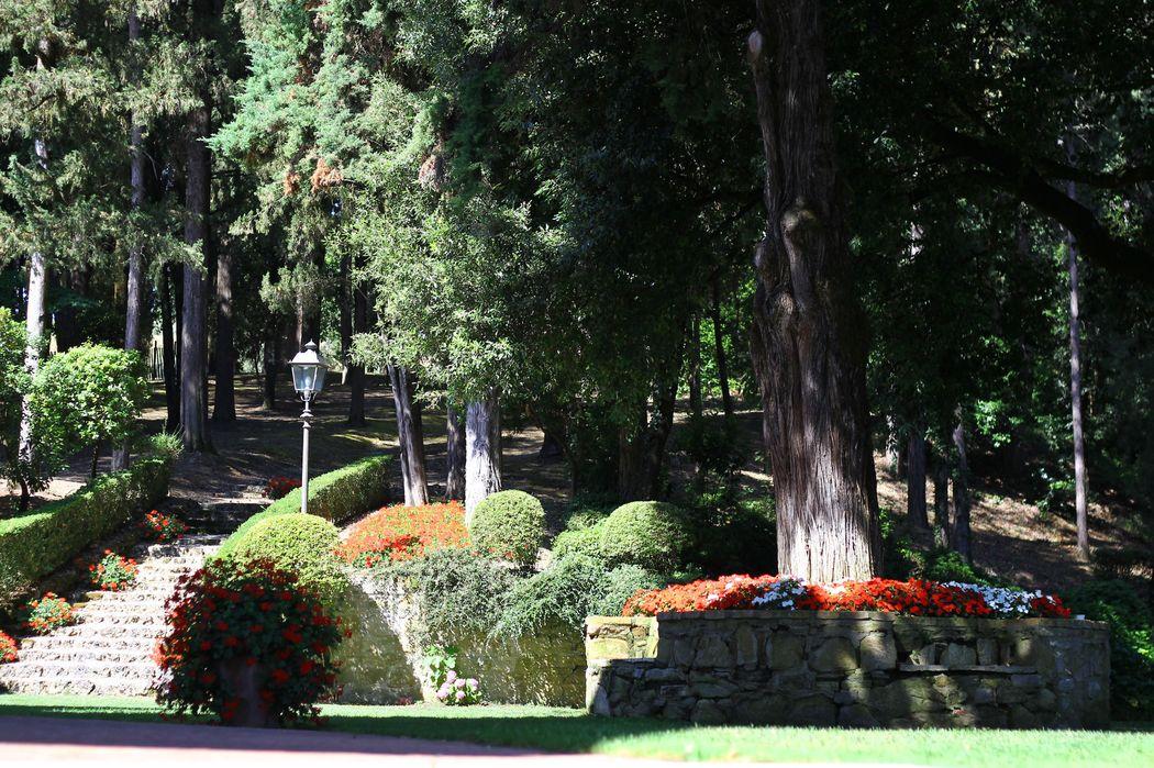 Il Castellaro Country House - Giardino