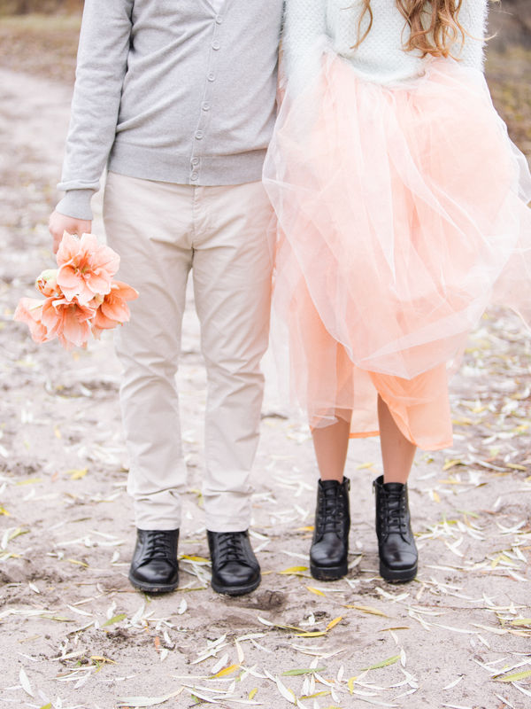Свадьба Soft Autumn