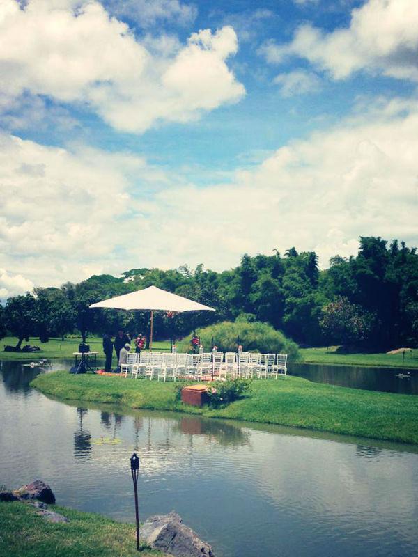 Jardin Hacienda El Cid