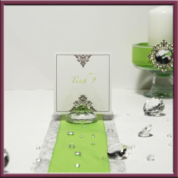 Beispiel: Viele Farbtöne zur Auswahl, Foto: Adam & Eva Hochzeitskarten.
