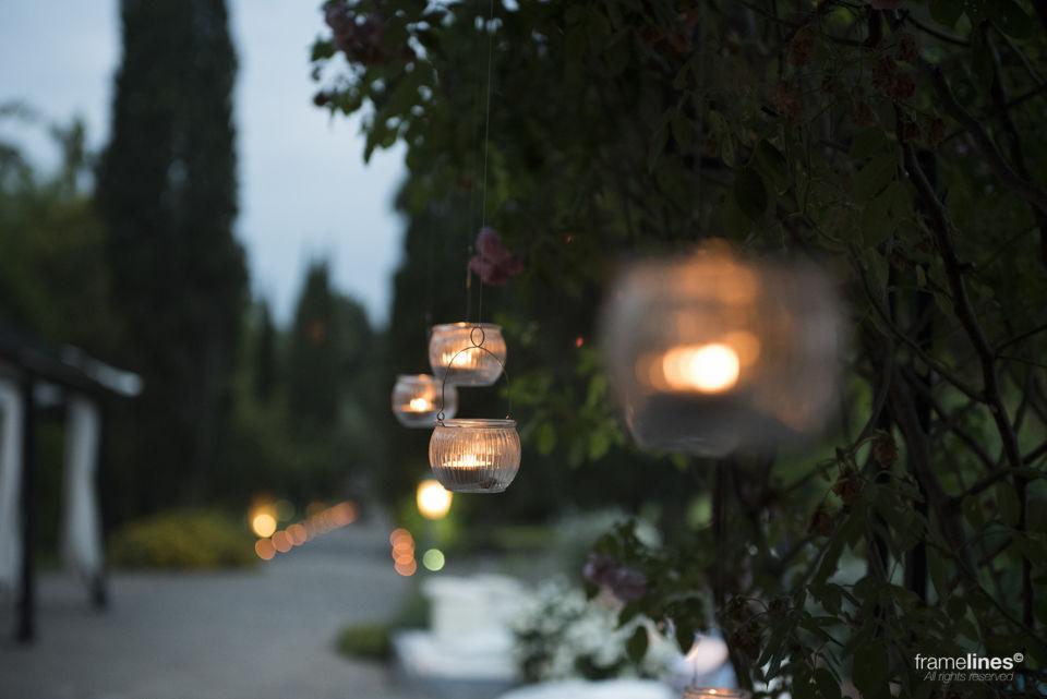 magia di candele