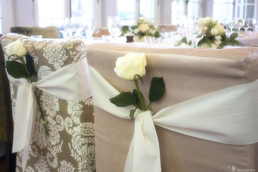 Beispiel: Einmalige Hochzeitsdekoration, Foto: Jane4wedding.