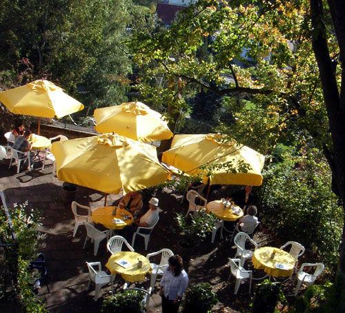 Beispiel: Schönes Ambiente, Foto: Burg Gnandstein.