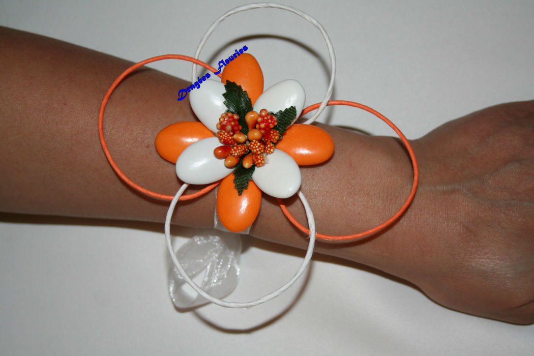 Dragées Fleuries Bracelet