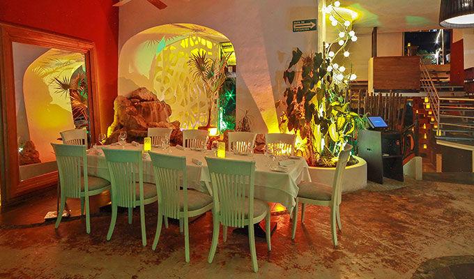 La Casa del Agua en Playa del Carmen