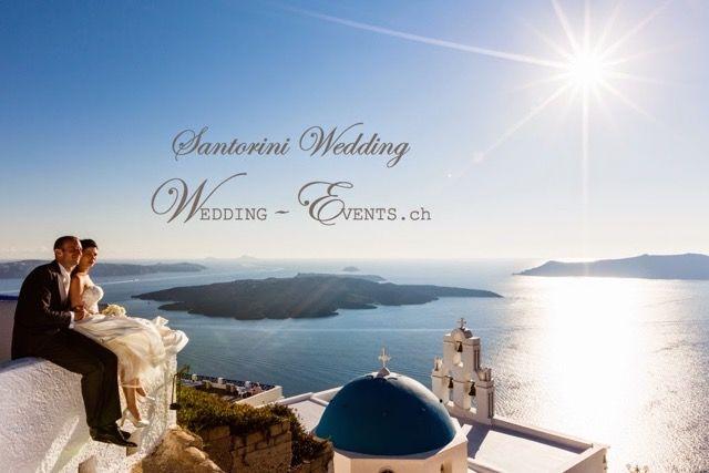 Hochzeitsplanung - Santorini www.wedding-events.ch Foto Philippe Wiget