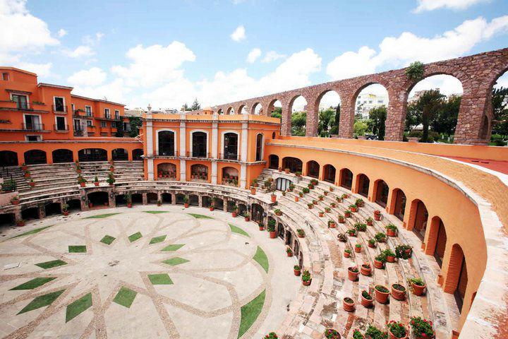 Boda en Hotel Quinta Real de Zacatecas
