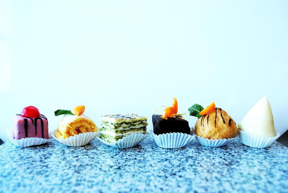 Beispiel: Süße Kreationen, Foto: CCB Catering Company Brok.