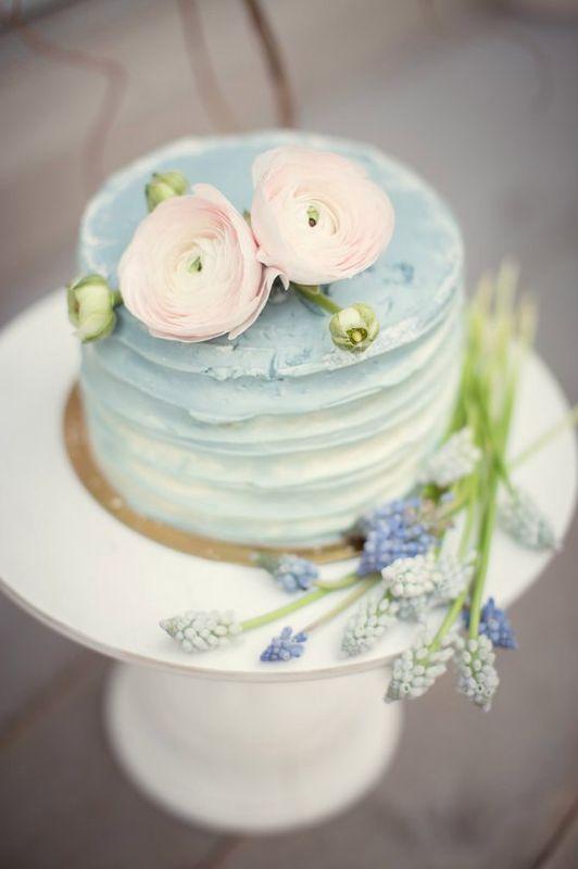 Медовый месяц начинается с медового торта!