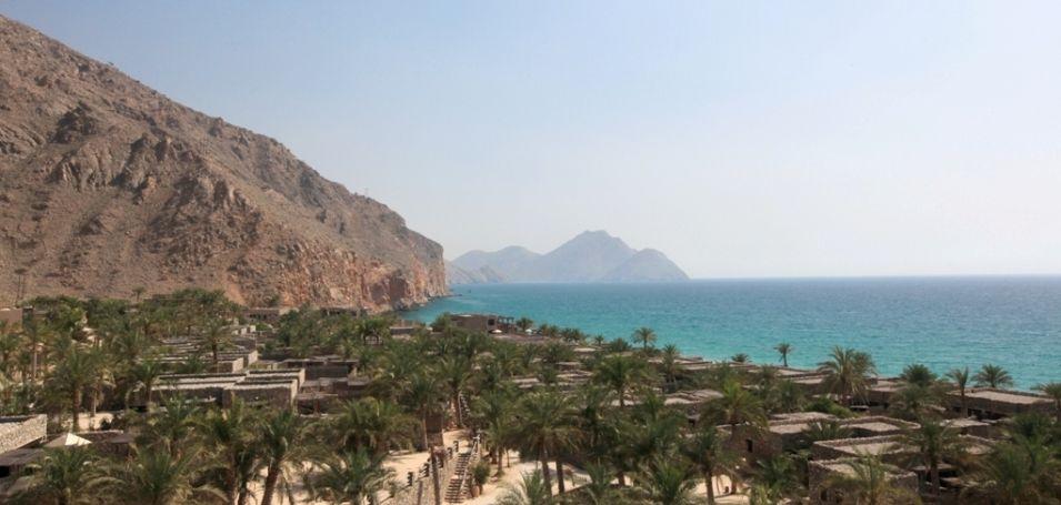 Luxushotel der Extraklasse, Oman - Six Senses Zighy Bay