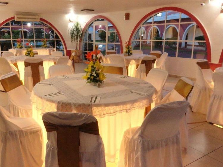 Hotel Hacienda Inn Aeropuerto en Mérida