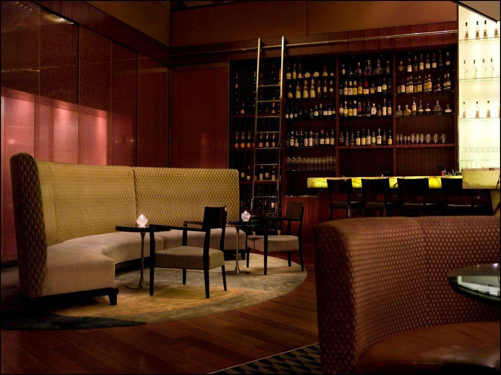 Beispiel: ONYX-Bar, Foto: Park Hyatt Zürich Hotel.