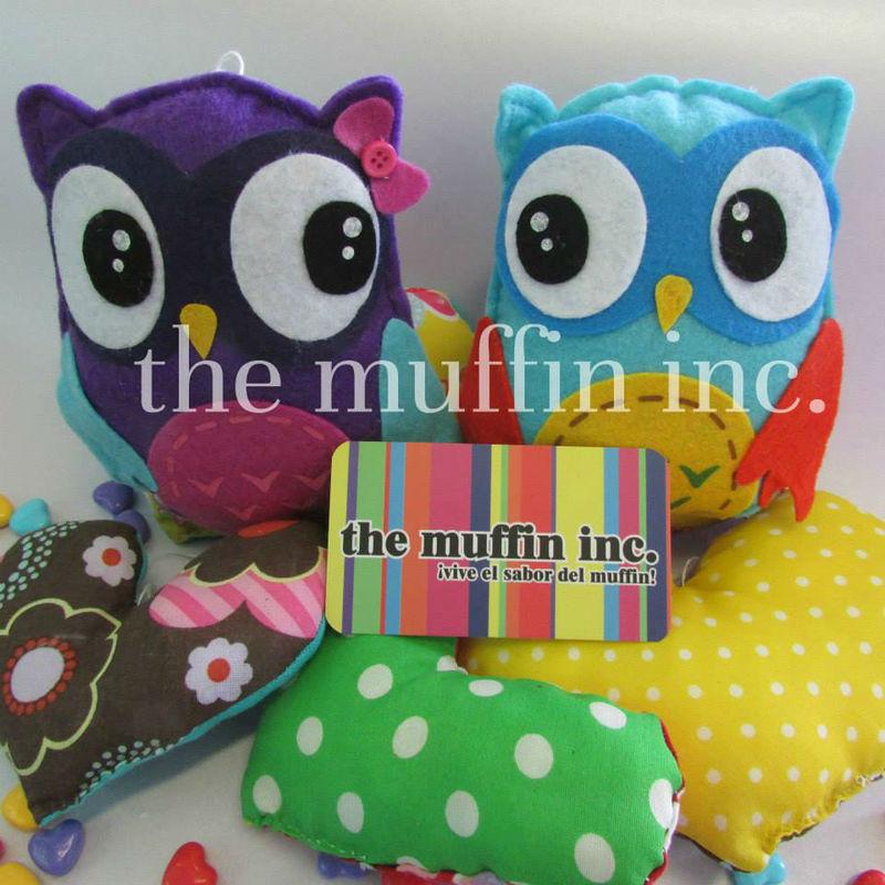 The Muffin Inc, empresa de repostería ubicada en Toluca