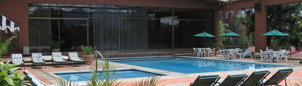 Hotel Misión Cocuyos - Veracruz.