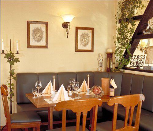 Beispiel: Festtagsgedeck, Foto: AKZENT Hotel Zur Erholung.