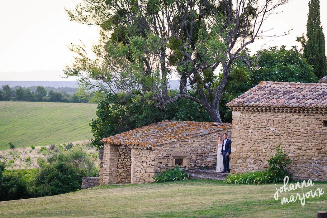 Un mariage à la maison - Grignan-Provence