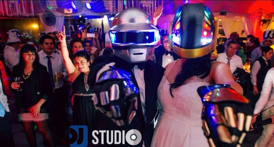 Dinamica Daft Punk