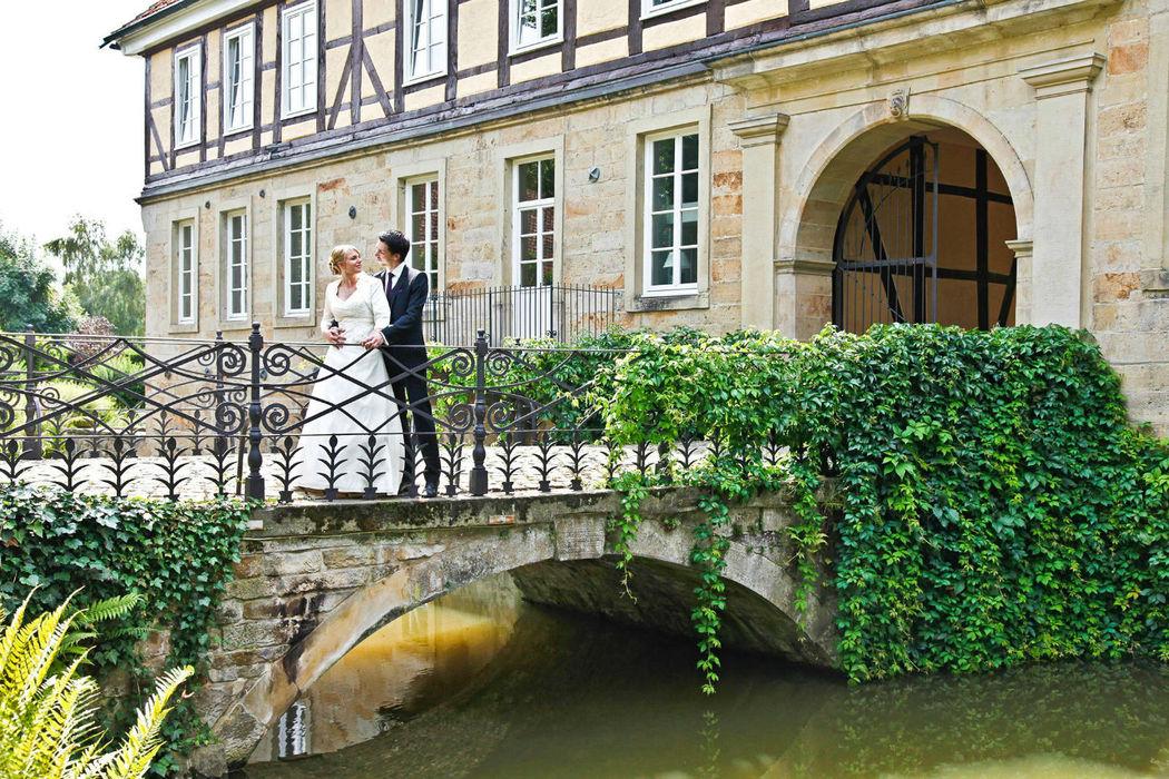 Beispiel: Brautpaar, Foto: Rittergut Grossgoltern.