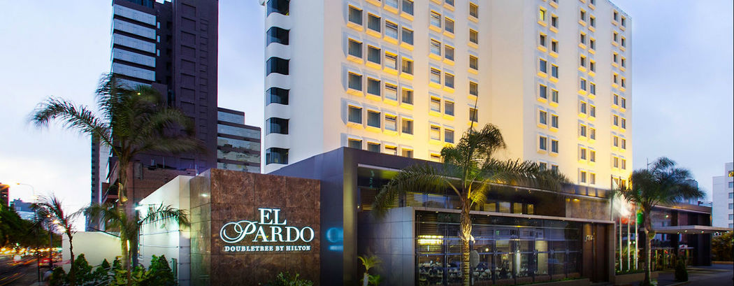 Hotel El Pardo Double Tree by Hilton