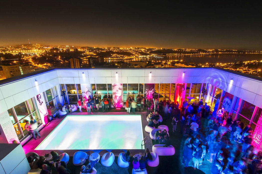 Lounge bar, HF Ipanema Park