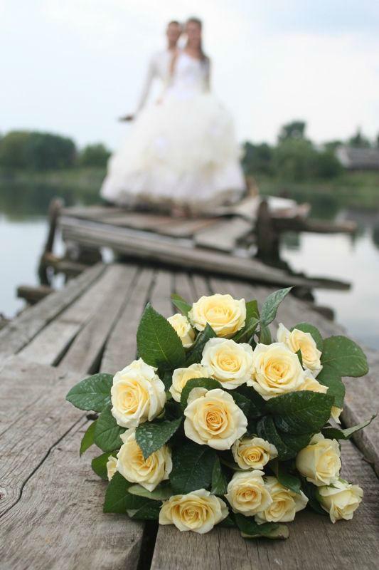 Beispiel: Hochzeitspaar, Foto: Hochzeitspfarrer.