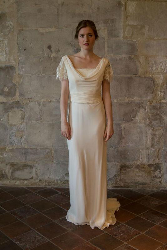 Alesandra Paris robe Harriette