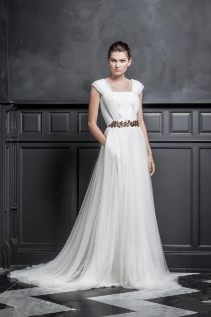 Vestido de dos piezas Modelo Naisha + Linae (Precio especial)