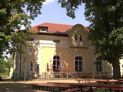 Beispiel: Außenansicht, Prüfeninger Schlossgarten.