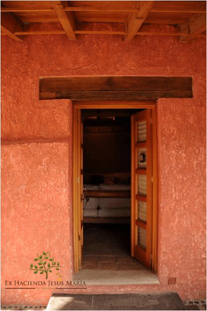 Ex Hacienda Jesús María en Guanajuato