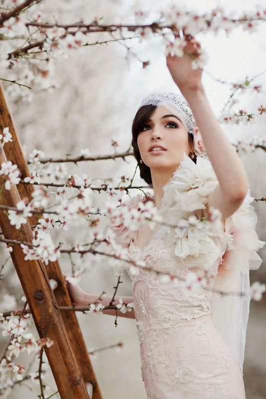 Beispiel: Das Kleid für Ihren schönsten Tag, Foto: Petra Pabst.