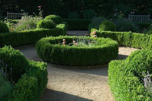 Beispiel: Bauerngarten, Foto: Schloss Agathenburg.