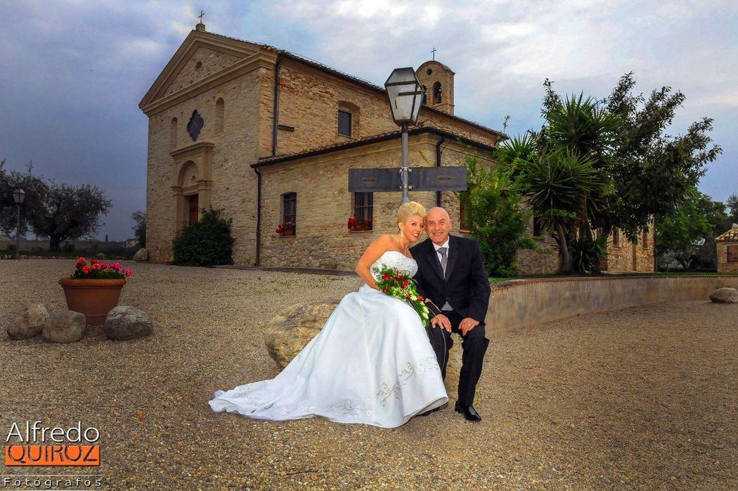 Boda Asun y Armando  Giulianova Italia
